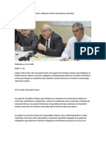 23 médicos cubanos se sumarán a denuncia contra Venezuela por esclavitud