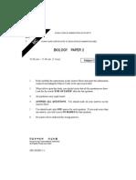 Paper 2 > Biology 2002 Paper 2
