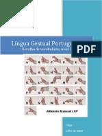 Lingua gestual portuguesaI