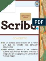 Herramienta Web2.0 Scribd