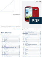 Alcatel Ot 990 Manual