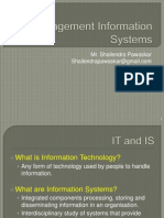 L8 - Type of IS & DSS