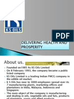 Deliving Health and Prosperity