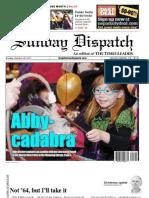 The Pittston Dispatch 10-30-2011