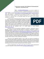 Top 25 KPIs Pentru Administrarea Proprietatilor in 2010 v0.1