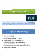 Single Use Systems_Biotechnology