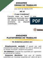 (1)NR18 - Andaimes