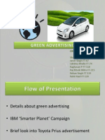 IMC Green Advertising
