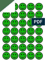Sorrisos verdes
