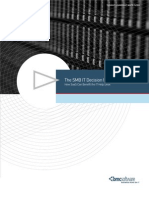 1 14589 SMB IT Decision Makers Guide How SaaS Can Benefit the IT Help Desk