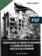 Expertizarea Si Punerea in Siguranta a Cladirilor Existente Afectate de Cutremure 1_Radu Agent
