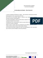 Reflexão de Aplicações Informáticas de Gestão - Área Comercial