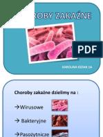 BIOLOGIA CHOROBY