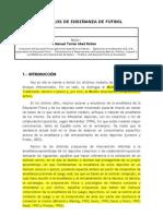 MODELOS DE ENSEÑANZA DE FÚTBOL