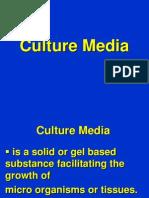 9. Culture Media