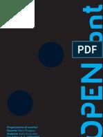 Open Font