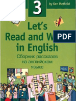 Let___'s Read and Write in English 3