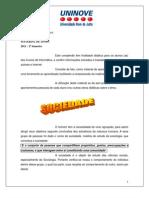 CAPITULO I - ÉTICA PROFISSIONAL