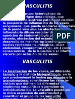 VASCULITIS Gota y Enfermedades Por Deposito Cristales