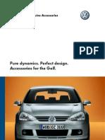 VW Golf Accessories