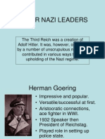 Other Nazi Leaders