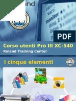 Corso XC-540
