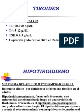 Definicion sencilla de hipertiroidismo