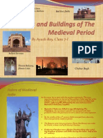 Rulers and Buildings of the Medieval Period