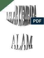KELAB KEMBARA ALAM