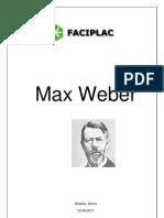 Trabalho Max Weber Word[1]