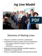 Waiting Line Model