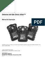 Altair_medidor de Gases