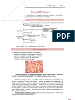 Anexo XVIII Sangue - Sistema ABO e Factor Rhesus