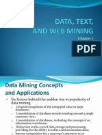 DATA, TEXT Mining Chap7