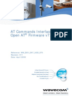 At Command Interface Guide Open at Firmware 7.4