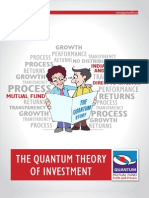 Quantum Theory Of Investment