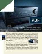 Sherwood R972 Brochure
