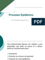 Processo Epidemico 2 Sem 2011