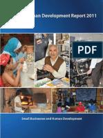 Jordan Small Businesses and Human Development Amman, 2011