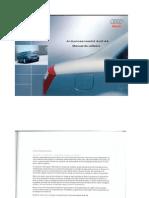 Manual de Utilizare Audi a4 b6