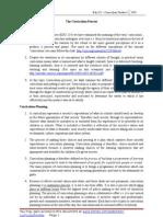 Lecture 1 - Curriculum Process