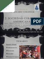 Clase_América y Chile durante la Colonia