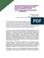 ENSAYO- ESTADO DEBATES FEMINISTAS A-L-Bibiana Peñaranda