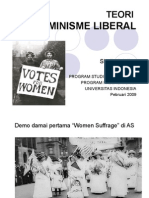 Teori Feminisme Liberal