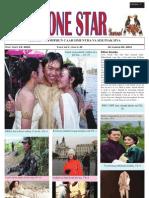 OK the One Star, October 30 2011..Thar Bikmi a Si Lai