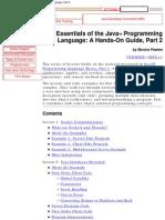 (eBook) Programming - Java Basic 2