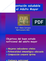 Alimentacion Adulto Mayor UA