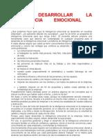 Bolivar , Cris -Cómo Desarrollar La Inteligencia Emocional 3
