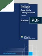Policja Organizacja i Funkcjonowanie_demo