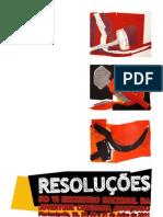 Resoluções VI ENJCA